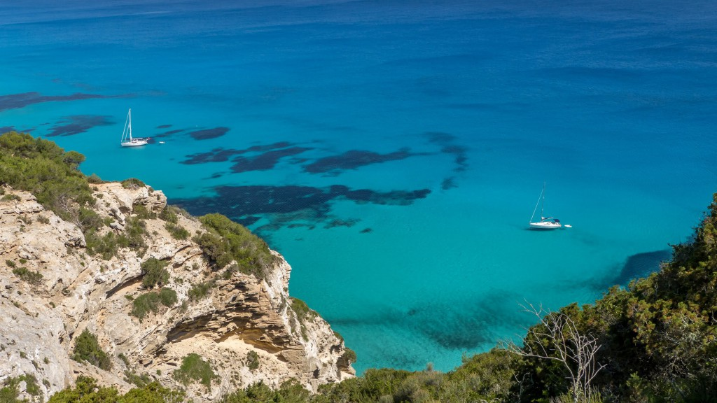 Formentera property buyers enjoy untouched nature and turquoise sea.