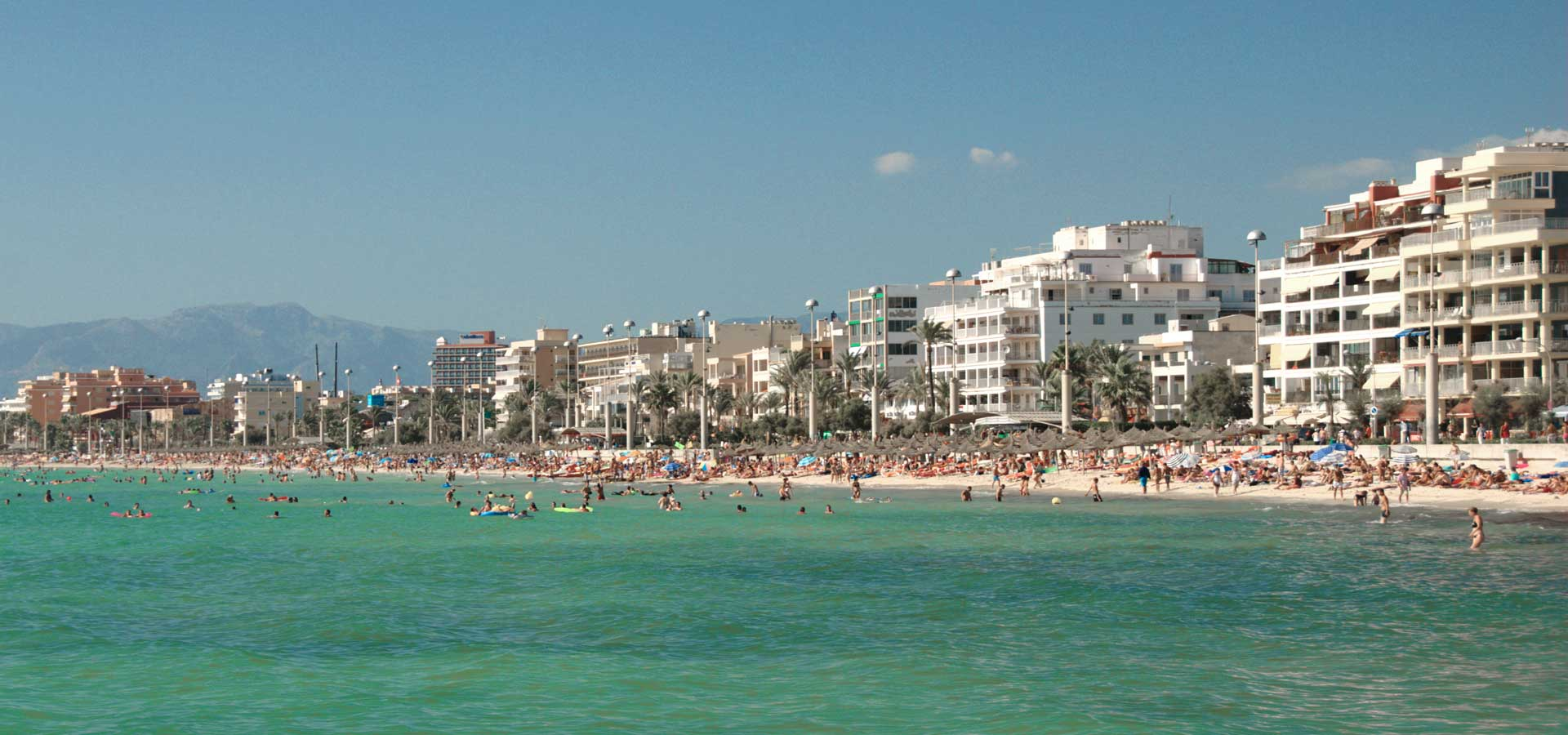 Playa de Palma property market.