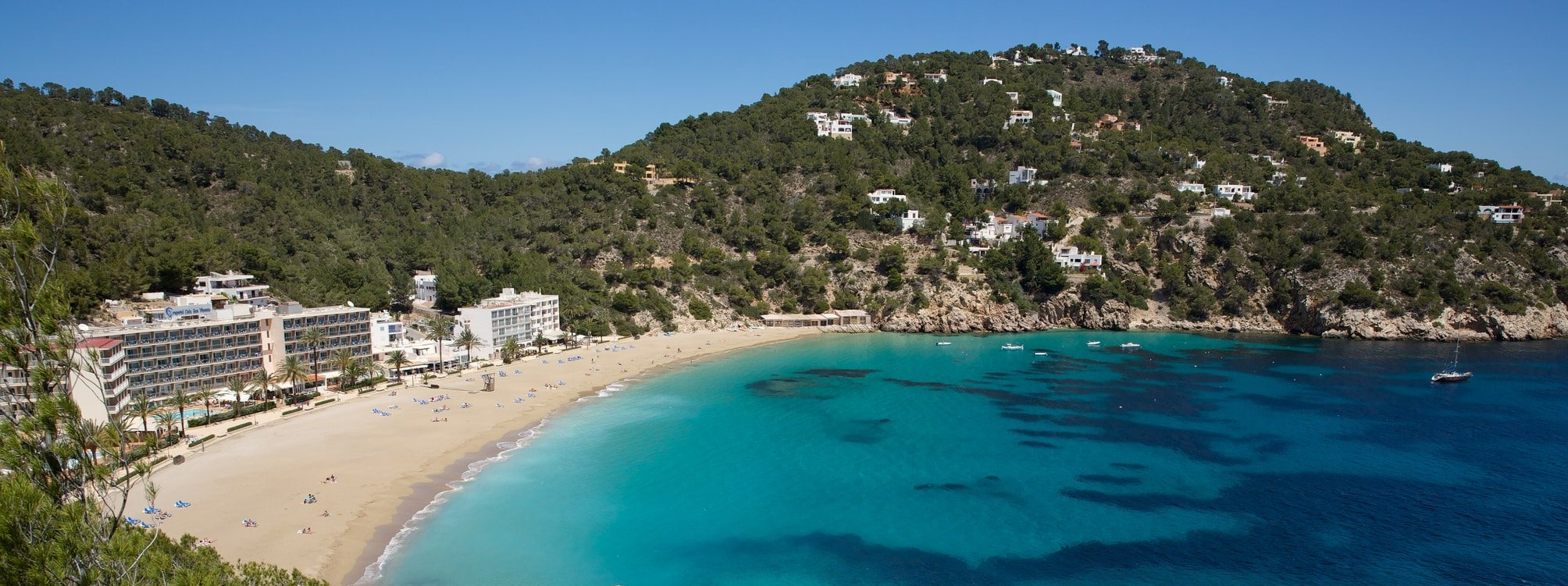 Cala de Sant Vicent property