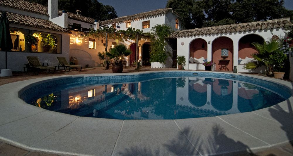 buying property in spain taxes and other costs villa swimming pool