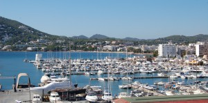 Santa Eulalia property buyers enjoy the benefits of local marina.