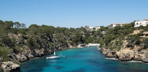 Cala Pi property owners appreciate natural beauty and turquoise sea.