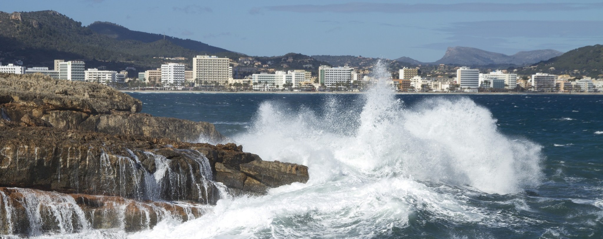 Son Servera property seafront.