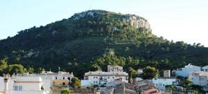 Son Servera Town property view.