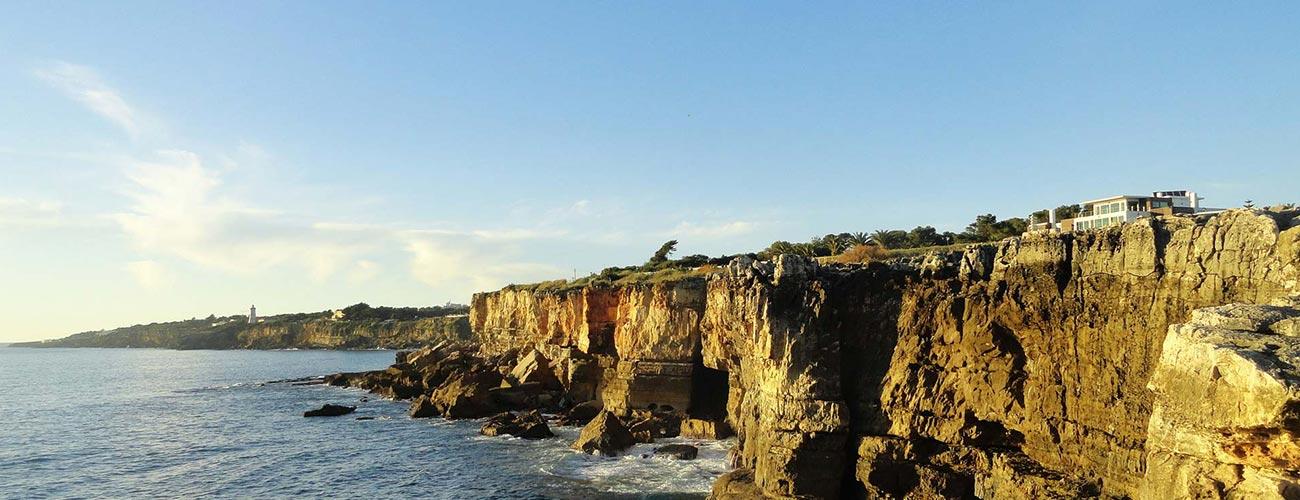 Cascais e Estoril property, a view from the coast.