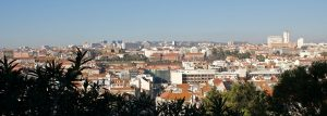 Penha de França Property Owners can end the day at the miradouro and enjoy this view